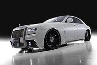 Оригинальный обвес WALD на Rolls-Royce Ghost
