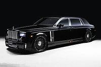 Оригинальный обвес WALD на Rolls-Royce Phantom