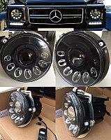Дубликатные фары MANSORY для Benz G-class W463, фото 1
