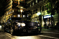 Оригинальный обвес WALD Black Bison Edition '07 на Bentley Continental GT, фото 1