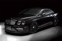 Оригинальный обвес WALD Black Bison Edition '08 на Bentley Continental GT