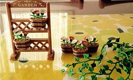 Sylvanian Families Садовый декор