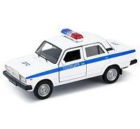 1/34 Welly LADA 2107 Полиция ДПС