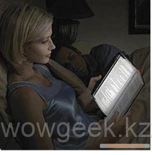 Плоская лампа для чтения книг