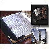 Плоская лампа для чтения книг, фото 4
