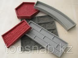 Полиуретан 5035/ 5045 (твердость по шору 35,45)  для изготовления гибких литьевых форм Алматы