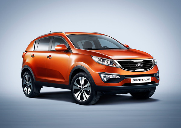 Kia sportage new 2010->