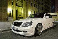 Оригинальный обвес WALD Executive Line '03~ на Mercedes-Benz S-class W220, фото 1