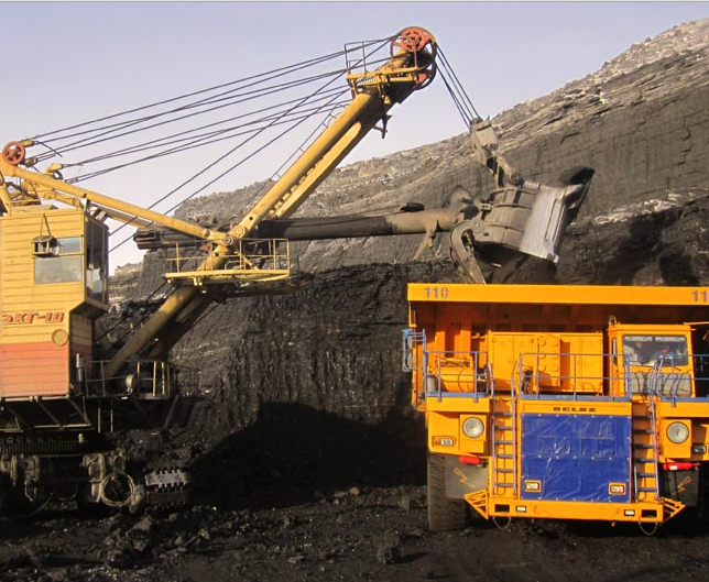 Поставки угля предприятиям на договорной основе