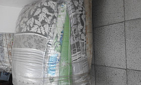 Подушка синтепоновое 60*60