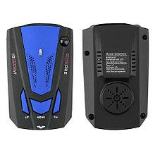 Автомобильный радар-детектор, 360 градусов, для автомобиля, с анти лазерной сигнализацией, Русский / Английски