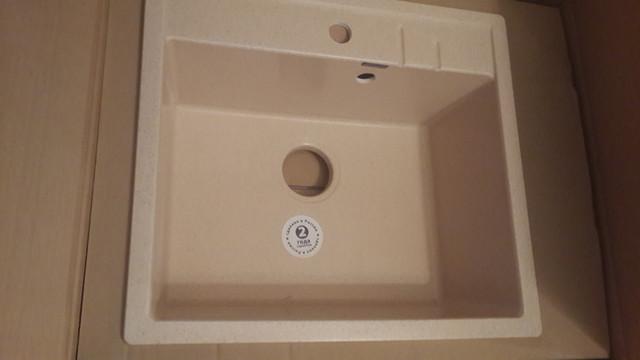 Кухонная мойка GranFest Quadro GF-Q560