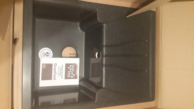 Кухонная мойка GranFest Standart GF-S680L