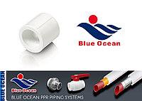 Муфта полипропиленовая 63 мм Blue Ocean