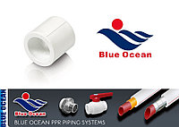 Муфта полипропиленовая 90 мм Blue Ocean