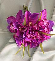 Букет  фиолетовых орхидей (искусственный), фото 1