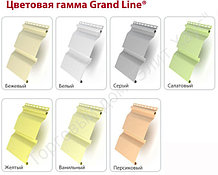 Cайдинг - софит и фасадные панели Grand Line®