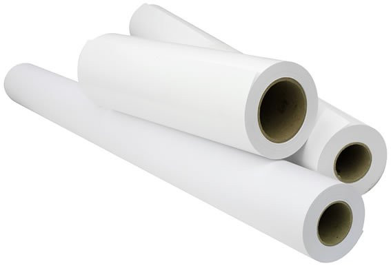 Бумага рулонная для плоттеров