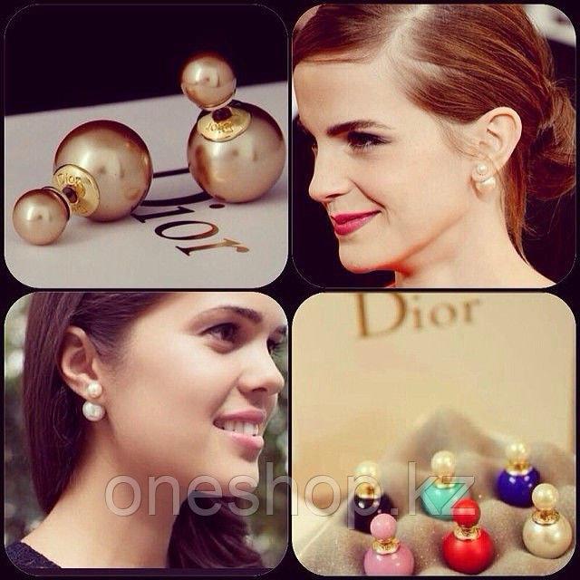 Браслет Pandora + Серьги Dior в подарок - фото 4