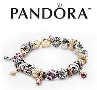 Браслет Pandora + Серьги Dior в подарок