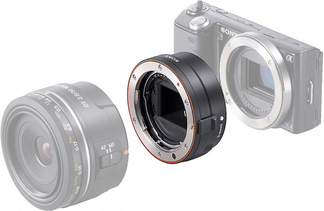 Переходник для объективов Sony LA-EA1