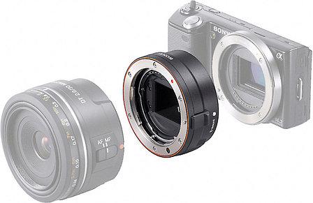 Переходник для объективов Sony LA-EA1, фото 2