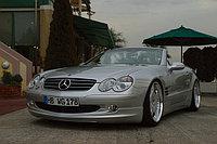 Оригинальный обвес WALD Executive Line ~'06 на Mercedes-Benz SL R230