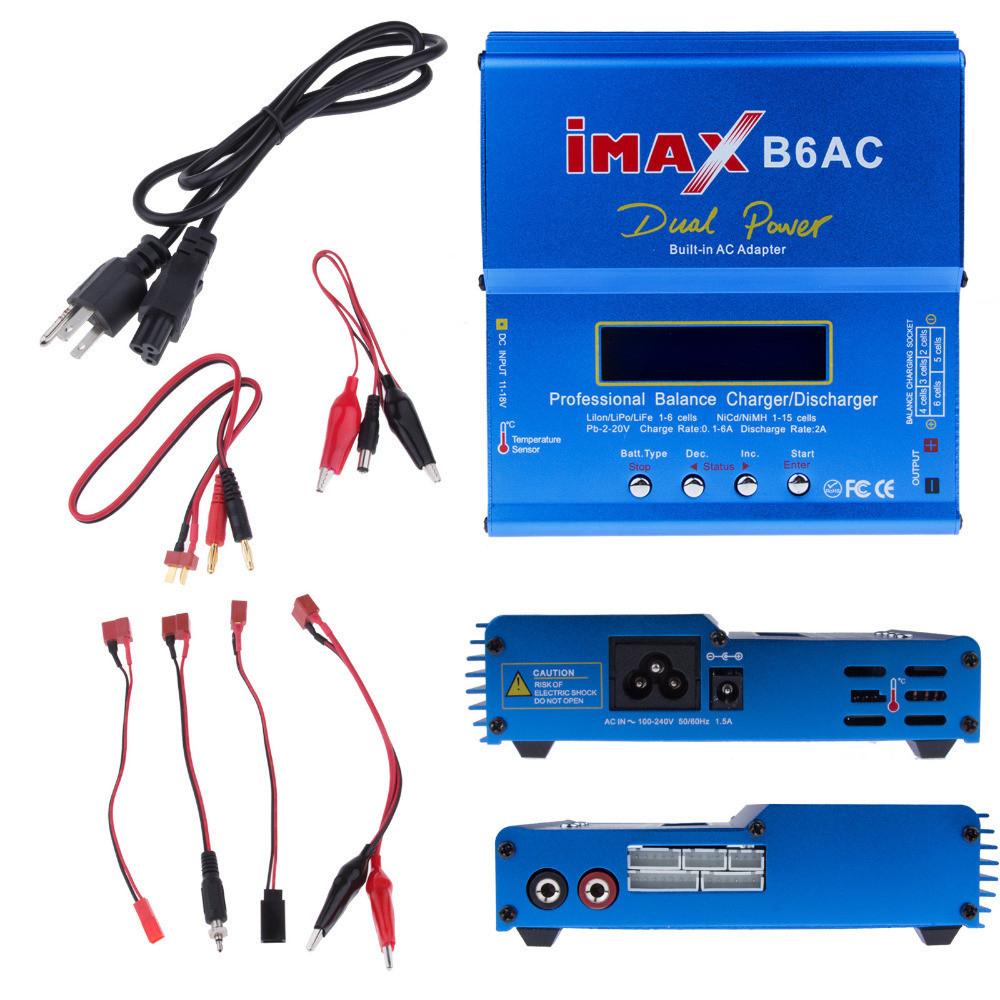 Зарядное устройство iMAX B6AC 80W