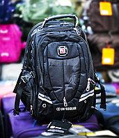 """Рюкзак """"SWISSGEAR"""", 32х20х43см (черный)"""