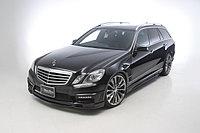 Оригинальный обвес WALD на Mercedes-Benz E-class W212 Wagon, фото 1