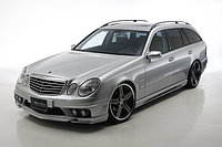Оригинальный обвес WALD Black Bison на Mercedes-Benz E-class W211 Wagon, фото 1