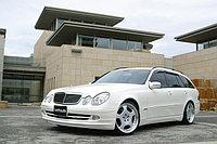 Оригинальный обвес WALD Executive Line на Mercedes-Benz E-class W211 Wagon