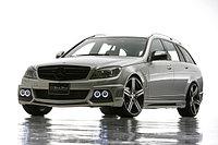Оригинальный обвес WALD Black Bison на Mercedes-Benz C-class W204 Wagon, фото 1
