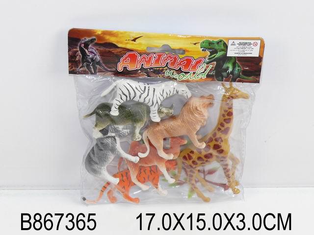 Фигурки животных  B867365