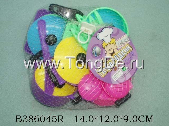 """Посуда """"Поварёшкин"""" B386045R Торговая марка: TONGDE."""