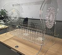 Декоративные стеклянный Бесик, фото 1