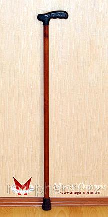 Деревянная трость с пластиковой ручкой (75, 80, 85, 90, 95 см), фото 2