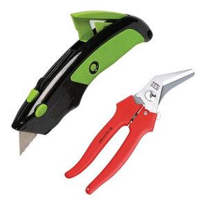 ножи строительные, ножницы