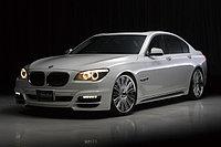 Оригинальный обвес WALD на BMW 7 F01/02