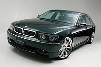Оригинальный обвес WALD ~'05 на BMW 7 E65/66, фото 1