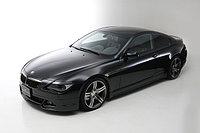 Оригинальный обвес WALD на BMW 6 E63, фото 1