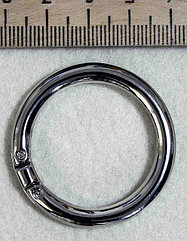 Кольцо разъемное