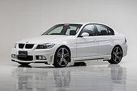 Оригинальный обвес WALD на BMW 3 E90 Sedan, фото 1