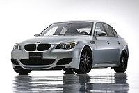 Оригинальный обвес WALD на BMW M5 E60, фото 1