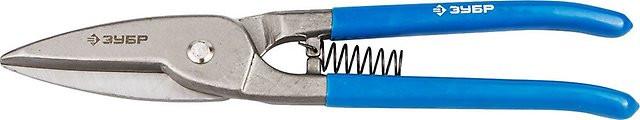 (23015-32_z01) Ножницы по металлу цельнокованые ЗУБР 320мм, прямые.
