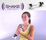 Тренажер для Женщин Shake Weight Шейк Уэйт, фото 7