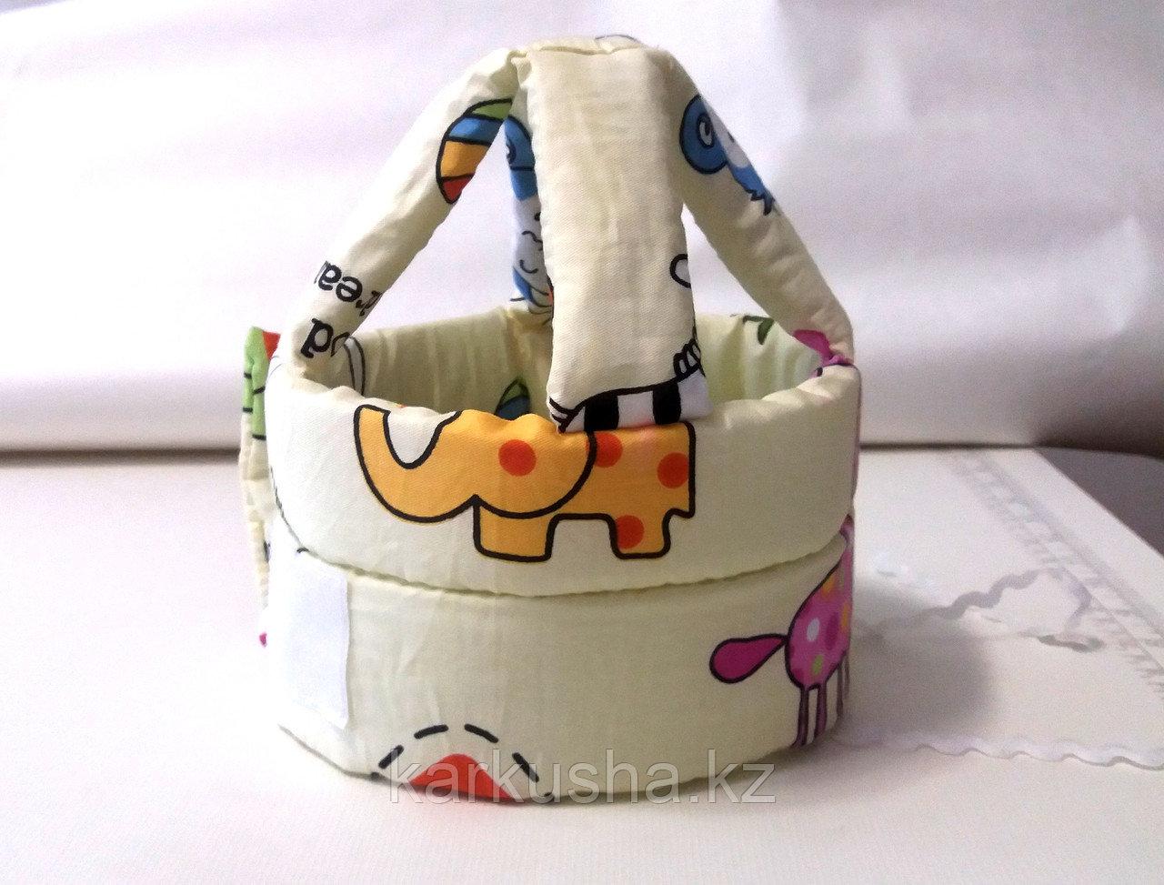 Шлем детский противоударный, для детей до 1 года
