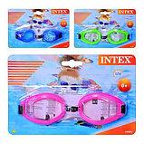 Очки для плавания Play Intex, фото 4