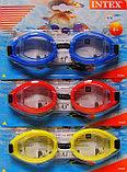 Очки для плавания Intex Splash Goggles, фото 4