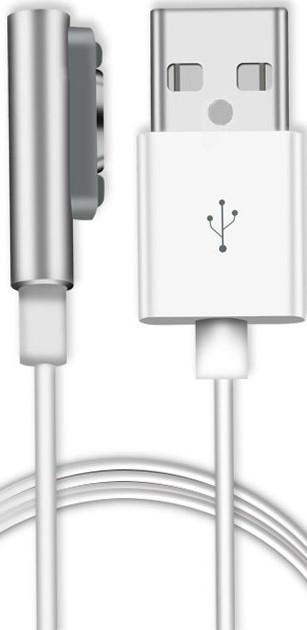 Магнитный USB-кабель для Sony Xperia (белый)